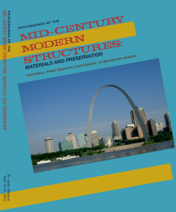Cover of Mid-Century Modern Structures Proceedings